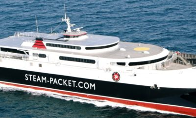 Isle of Man Steam Packet Sailings TT 2020