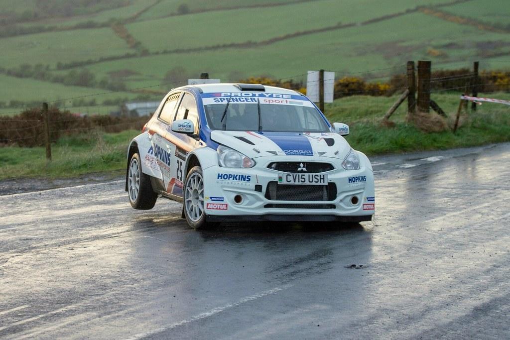 Isle of Man Manx Rally
