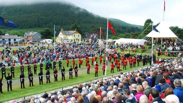 Isle of Man Tynwald Day 2020